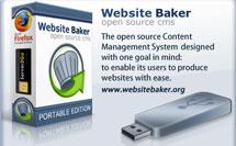 Websitebaker, Firefox Server, PHP, MySQL ohne Installation